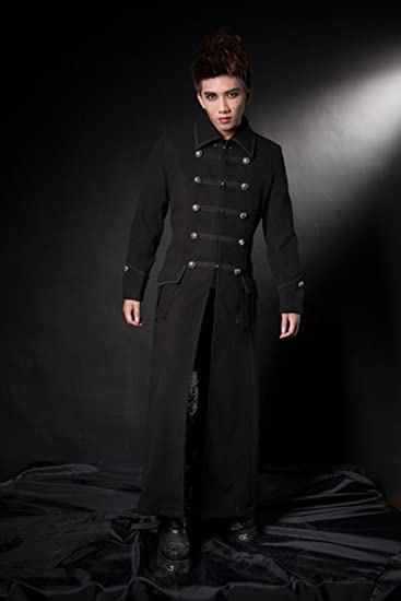 Veste gothique victorienne homme