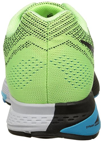 Nike Air Zoom Structure 18 - Zapatillas Hombre Verde (ghost green/black/blue lagoon/gym royal)