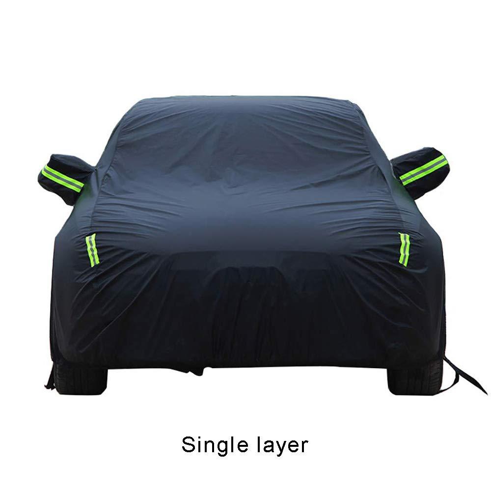 avec enti/èrement imperm/éable au vent protection contre les intemp/éries r/ésistante au soleil UV imperm/éable au vent et /à la pluie GLP Couverture de voiture utilisant pour les couvercles Porsche 718