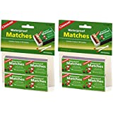 Coghlan's 940BP Waterproof Matches, 8 pack