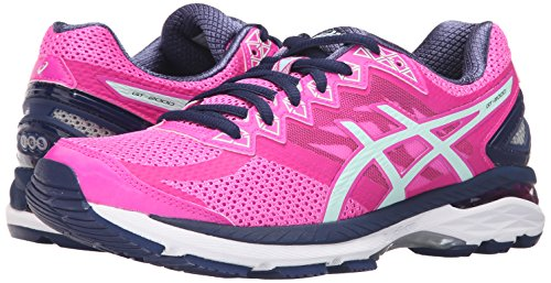 Pictures of ASICS Women's GT-2000 4 Running Shoe Silver B(M) US 4