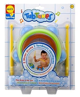 Alex Tub Tunes Water Drums Toy from Alex