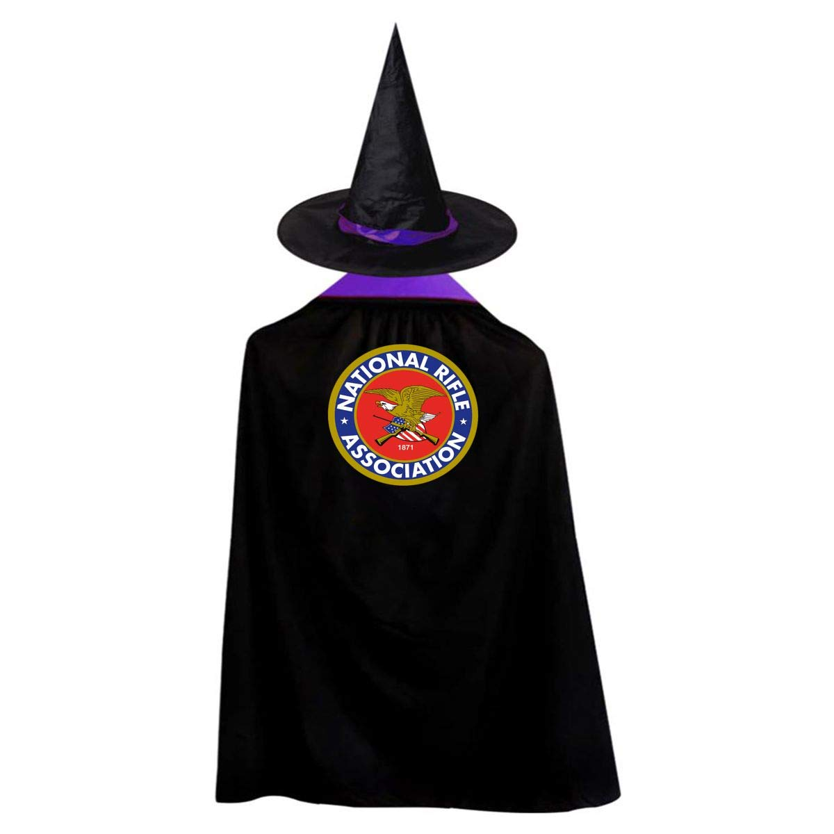Hallowen Cape Cosplay Stage Costuming Clothes Party Witches Colak Decor Prop 1pc
