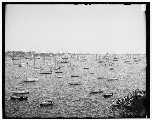 Photo: Harbor,Crocker - Park Crocker Map