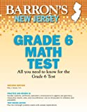 Barron's New Jersey ASK 6 Math Test, Mary J. Serpico, 1438000502