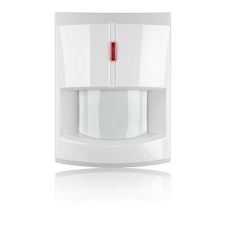 Blaupunkt Security IR-S1L - Sensor/Detector de Movimiento Pasivo Infrarrojo e Inalámbrico