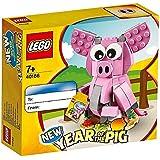 LEGO 乐高 春节礼 猪年(48块) 40186