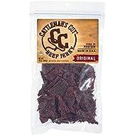 Cattleman's Cut Original Beef Jerky, 10 Ounce