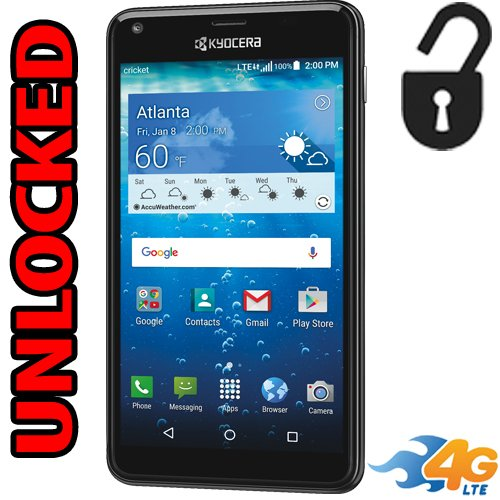 Kyocera View Unlocked 4G Photo