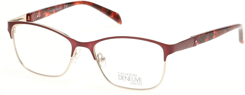 Eyeglasses Catherine Deneuve CD 411 071 bordeaux//other