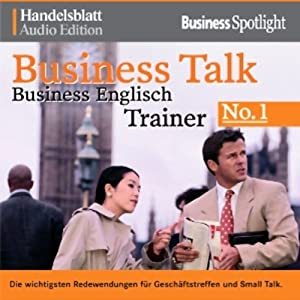 Business Talk English Vol. 1 Hörbuch