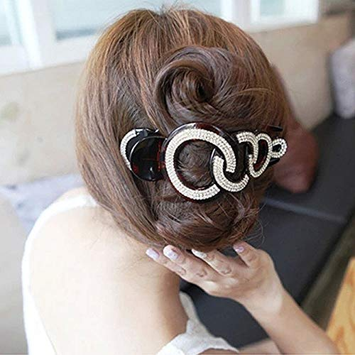 Little Story Women Large Styling Tools Accessories Headwear Hairpin Crabs Clamp Hair Clip