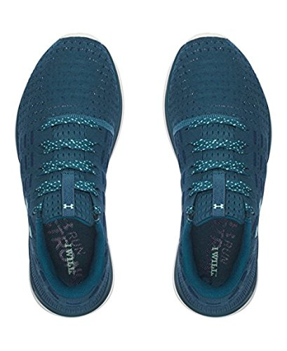 Under Armour 5 Women's Threadborne Slingflex B01GQKZ9P8 5 Armour B(M) US|Marlin Blue/White/Crystal fb654b