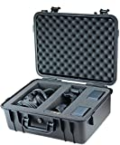 Cheap Xpack HTC Vive Case – Portable Travel Case to Protect and store your HTC Vive, Cables, Controllers, Games, Accessories and More