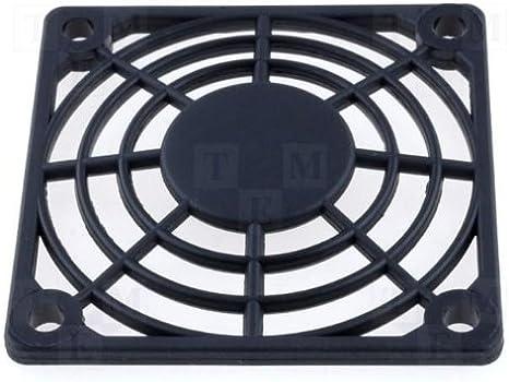 Rejilla para ventilador de ordenador 60 x 60 mm 60 mm rejilla para ...
