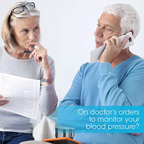 Blood Pressure Bluetooth BP Full Approved Display - Machine Clinical - iProven