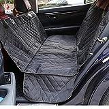 EVELTEK Dog seat Covers for Cars - 2019 New Dog Car Hammock Style