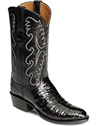 Lucchese Mens Handcrafted Classics Caiman Ultra Belly Cowboy Boot - Gb5953.73