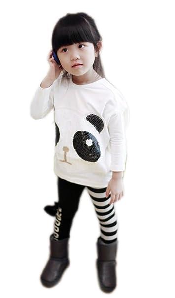 Dayan Vestido Para Bebe Nina Panda 120 Cm Amazon Es Ropa Y