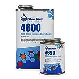 vacuum resin infusion - System 4600 High Temp Infusion Epoxy Resin - 90 Minute Pot Life - Quart Kit