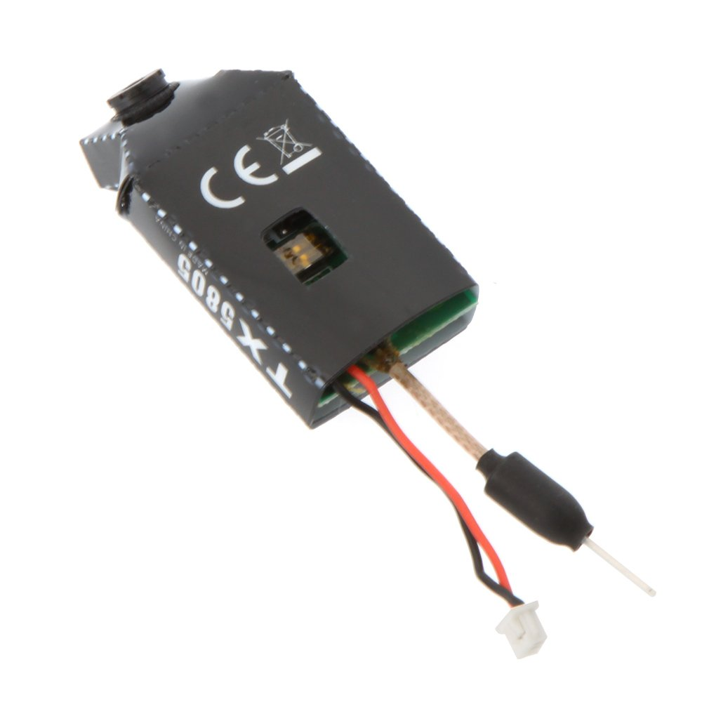 Más asequible Goolsky Cámara FPV Mini Walkera FPV parte TX5805 HM-QRLadybirdV2-Z-03 W W W original / 5.8G imagen transmisor para Walkera Ladybird V2  precios bajos