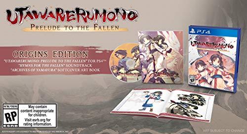 Utawarerumono: Prelude to the Fallen - PlayStation 4
