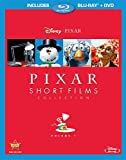 Pixar Short Films Collection Volume - 1 [Blu-ray + DVD Combo]