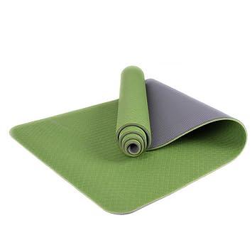 Yoga Mat Gym Fitness Exercise Eco Friendly Foam Non-Slip Pilates Physio Mat 15mm