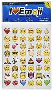 Amazon.com: Emoji Jumbo Stickers | 960 Most Popular ...