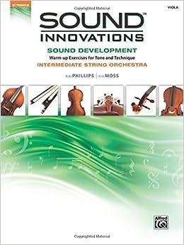 ##REPACK## Sound Innovations For String Orchestra -- Sound Development: Viola. formato America escaneo CESAR Towers