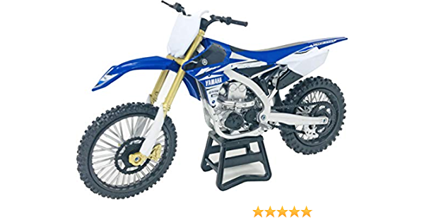 Yamaha YZF 450 Enduro Motocross Bike NEW Motorcycle 1:12 Scale Model Toy