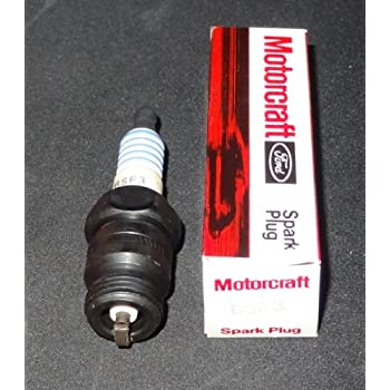 (Pack of 4) Motorcraft SP-493 Spark Plugs (NEW OEM)