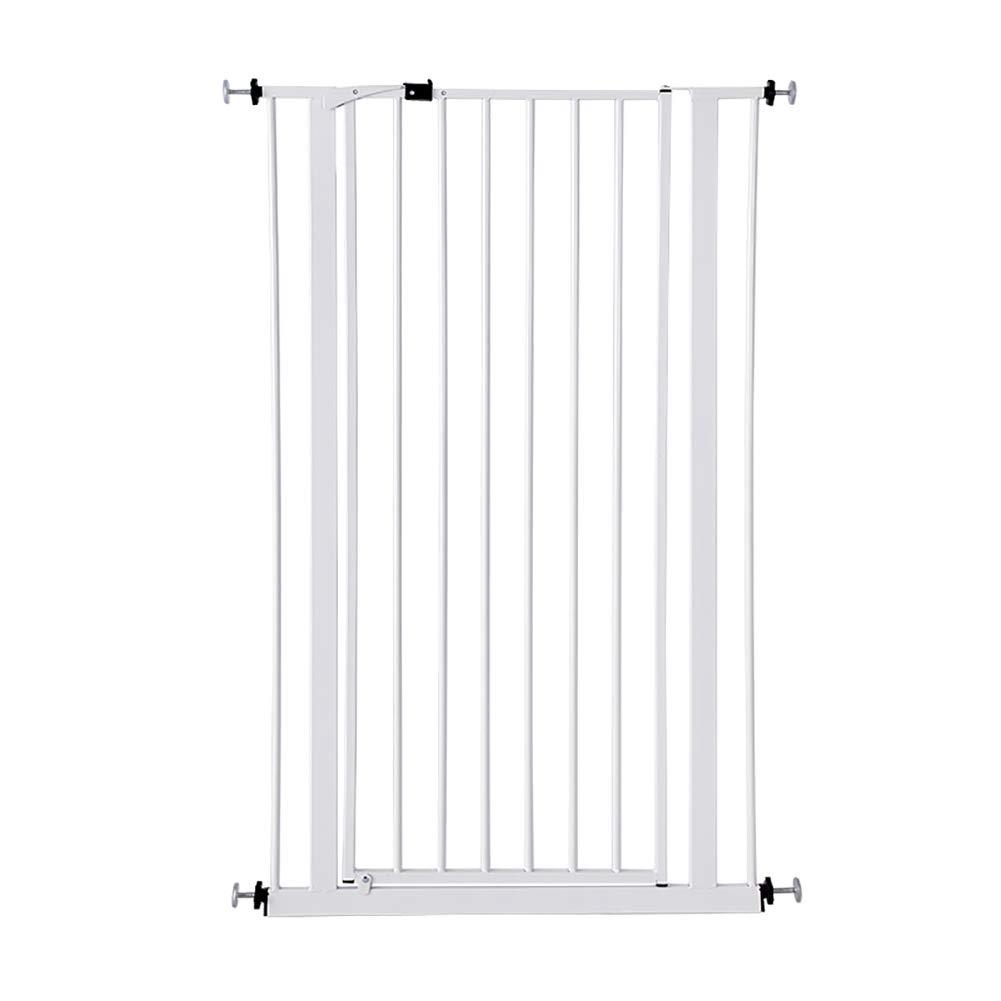屋内安全ゲートベビー 安全ゲート 簡単オープンペットフェンス分離ドア 階段 キッチン パンチ取り付け不要 安全ゲート用 176-190cm 176-190cm  B07GX8KVQN