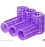 Homeoculture Roller Curlers Clips, 36mm (6 Pieces)