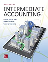 Intermediate Accounting, 9th Edition Front Cover