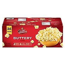 Orville Redenbacher's Gourmet Popcorn Buttery Flavour-24 Pack