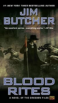 Blood Rites 0451459873 Book Cover