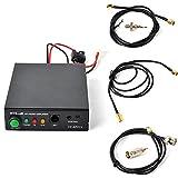 HYS TC-AP01V (136-174Mhz) VHF Power Amplifier, OUTPUT POWER 20 - 30W(input Power 2-6W) Work for YAESU C4FM, KENWOOD D-STAR, ICOM/KENWOOD NXDN, Motorola Analog and Digital Modes Walkie Talkie
