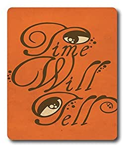 bulk mouse pad Time Will Tell PC Custom Mouse Pads / Mouse Mats Case Cover