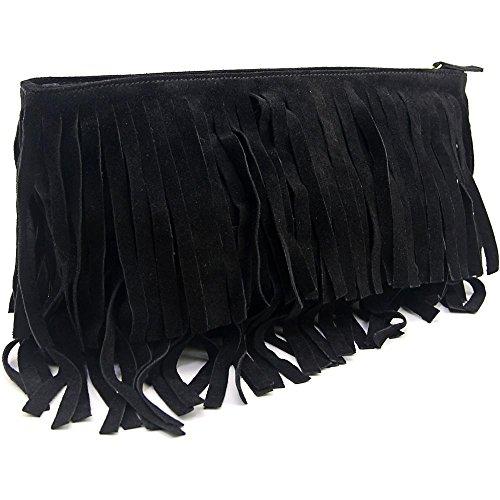 MR. Forest Femmes Noir Mini sac à main