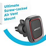 [INTRO PRICE]APPS2CAR Ultimate Air Vent Magnetic Car Phone Mount - Titen Edition; Phone Holder for Car for iPhone X, 8, 8 Plus/7+7 Plus/6S+6S Plus Samsung Galaxy S8, S8+, and Note 8
