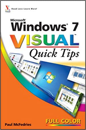 Windows 7 Visual Quick Tips Free Download