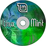 Linux Mint 17 Special Edition DVD - Includes both 32-bit and 64-bit MATE versions