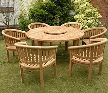 Brilliant Garden Furniture Sets Uk Seater Oval Dining Set Intended