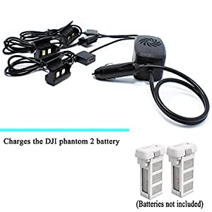 Amazon.com: XIEMIN Replacement Hub Charging Car Charger