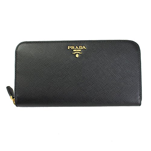 (Prada Women's Saffiano Leather Black)