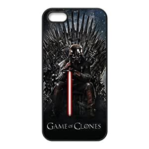 DAZHAHUI game of thrones star wars Phone Case for Iphone 5s
