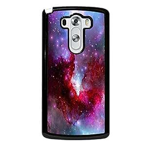 Amazing Galaxy Phone Case For LG G3 Crystal Galaxy Pattern