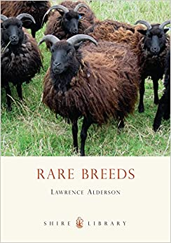 Rare Breeds (Shire Colour Album)