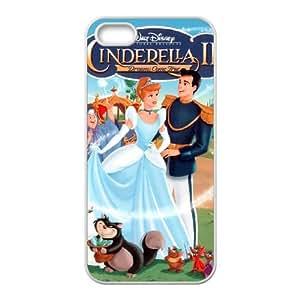Cinderella II Dreams Come True iPhone 4 4s Cell Phone Case White LMS3832898